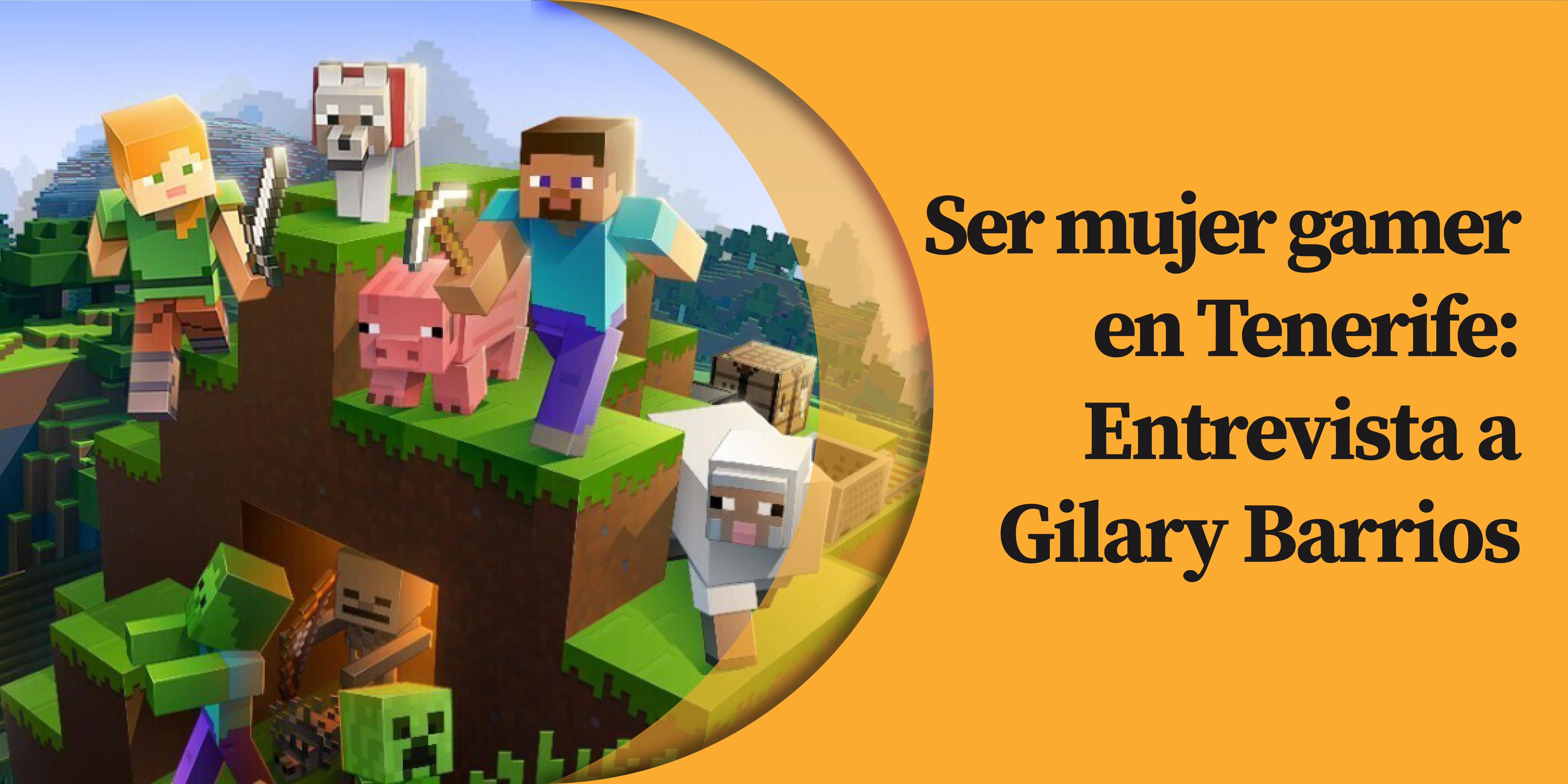 Ser mujer gamer en Tenerife: Entrevista a Gilary Barrios